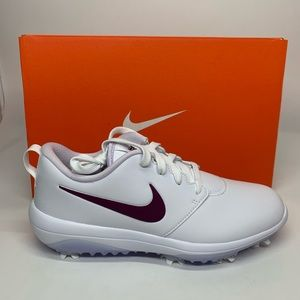 Women's Nike Roshe G Tour Golf Cleats Shoes w box